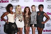 LOS ANGELES - SEP 7: Danity Kane at the In Touch VMA Post Party held at the Chateau Marmont, Hollywo
