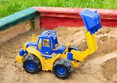 Childrens Excavator
