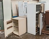 Hazardous Waste - Fridges Dump