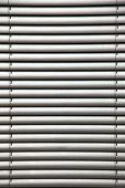 A background texture of a aluminum louver.