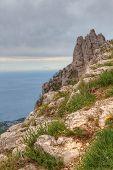 Ai-petri Crimea Landscape