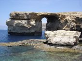 picture of gozo  - Azure Window - JPG
