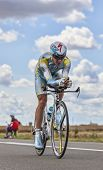 The Cyclist Fofonov Dmitriy