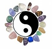 Yin and Yang Healing Crystals
