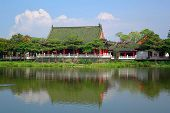 The Confucius Temple In Kaohsiung, Taiwan