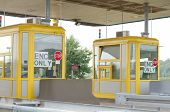 Croatian Toll Booths