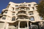 Casa Mila By Gaudi