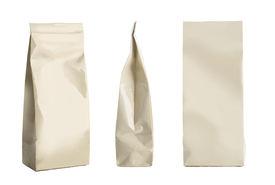 image of packages  - Snack package set - JPG