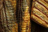 Dried meat delicatessen