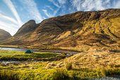 Glen Etive, Scottish Higland, Scotland, UK