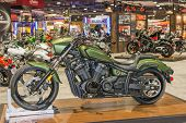 Yamaha Stryker Motorcycle