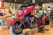 Indian Motorcycle Chiefrain 2015