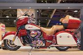 Indian Motorcycle Roadmaster 2015