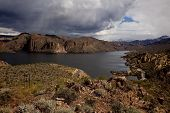 canyon Lake Near Phoenix Arizona
