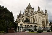 The Basilica Of St. Therese Of Lisieux