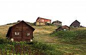 Pleteau Pokut on Kackarlar mountains in Turkey