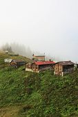 A Plateau on Kackar mountains in Turkey