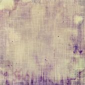 Grunge, vintage old background. With different color patterns: gray; purple (violet); yellow