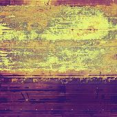 Aged grunge texture. With different color patterns: gray; green; purple (violet); orange; brown; yellow