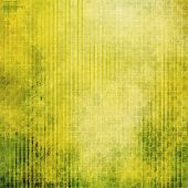 Old background or texture. With different color patterns: yellow; brown; green