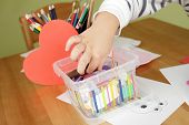 Kids Arts And Crafts Activity, Learning And Education
