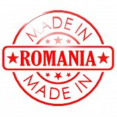 Made In Romania Red Seal