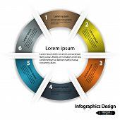Circle presentation template