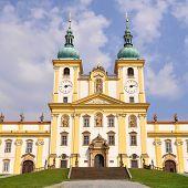 Svaty kopecek Olomouc,cZECH