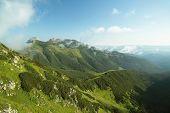 Giewont in Polish Tatra Mountains