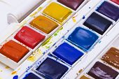 Artists Watercolour Paints