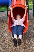 Sliding Grandmother 5