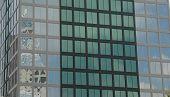 city windowsskyscrapers t-shirt