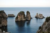 image of saracen  - sightseeing in Scopello - JPG