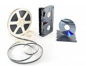 Películas formato Vhs Dvd