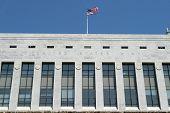 United States Mint Close Up