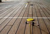 Shuffleboard Playing On A Cruise Ship 3