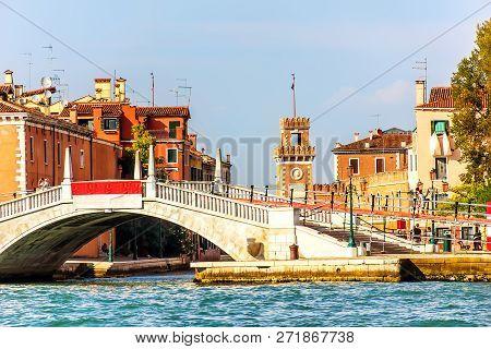 Bridge In Riva San Biasio