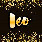 12 Zodiac Signs Capricorn Aquarius Pisces Aries Taurus Gemini Cancer Leo Virgo Libra Scorpio Sagitta poster
