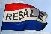 Resale Flag