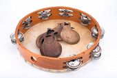 Tambourine And Castanets