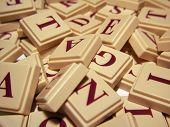 Letter Tile Jumble 2