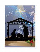christmas poster clip art