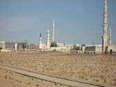 Prophets Mosque & Cemetary