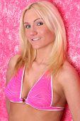 Smiling Pink