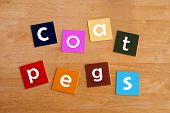 Coat Pegs - For Education & Schools