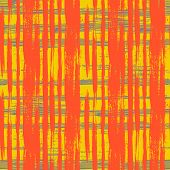 Multicolor seamless pattern with crossing lines