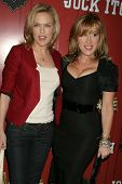 Elaine Hendrix and Lisa Ann Walter at Rosa Blasi's JOCK ITCH Book Release Party, Eden, Hollywood, CA. 04-20-11