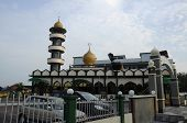 Taiping India Muslim Mosque Front Facade
