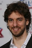 Pau Gasol  at the 2011 T-Mobile NBA All-Star Game, Staples Center, Los Angeles, CA 02-20-11