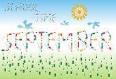 September the school month